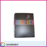 Office Supply Stationery PVC Cover Spiral/Wire Binding Notebook Planner (xc-6-006)