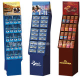 ODM High Quality Chain Store Counter Display Cardboard Display Floor Display
