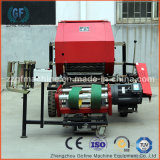 Factory Supply Round Baler Machine