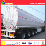 Steel Tank 4axles 60000liters Diesel Oil Tanker Semi Trailer Price