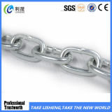 China Factory Iron Welded Mild Steel DIN764 Link Chain