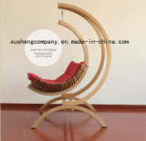 Wooden Hanging Hammock Swing Chair