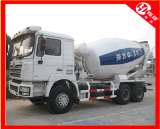 6-12cbm Concrete Mixer Truck Dimension