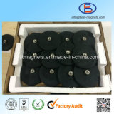 TPR/TPE/TPV Rubber Covering/Coating Permanent Neo Magnet Pot/Hook