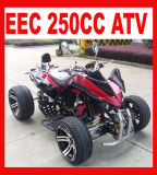 New Gas Powered 250cc 4 Wheeler Quad (MC-388)
