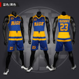 Rigorer Men′s Sportswear with Quick Dry Polyester Fabric Custom Sublimation Print