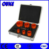 High Quality Bilateral Metal Hole Saw Cutter Set with Arbor