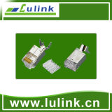 CAT6 FTP RJ45 8p8c Plug Two Roll Two Branchs