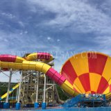 Best Price Gym Equipment Brands Haisan Water Slides Supplier in China for Water Slides and Water Park Equipment
