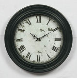 Wholesale Home Decorative Antique Wood Wall Clock