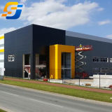 Easy Fast Installation Real Estate Cheap Prefabricated Light Steel Structure Warehouse for Sale