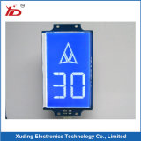 LCD Panel Stn/Stn Segment Custom LCD for Electric Meter