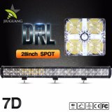 Offroad Spare Parts Combo Beam Dual Row 180W 28inch LED Light Bar