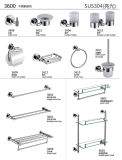 Best Price 304 Stainless Steel Bathroom Fittings with Polished Finished 3600 Series
