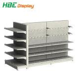 Heavy Duty Supermarket Metal Display Shelf