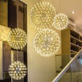Wholesale Steel Ball Elegant Interior Pendant Lighting LED Replica Raimond Modern Chandelier