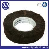 Customized Industrial Brush Horse Hair Brush Spiral Brush for Deburring Polishing (TH-100010)