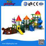 Customized Colorful Children Commercial Outdoor Playground Equipment
