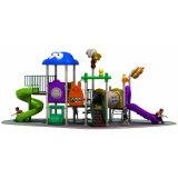 Cheap High Strength Animal Type Children Plastic Slide Outdoor Playground Equipment