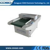 Cheap Table Conveyor Belt Needle Detector for Garment Industry