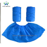Shoe Cover One-Time Thickening Dust-Proof Adult Shoe Cover Thickening Non-Woven Foot Cover for Domestic for Workshop