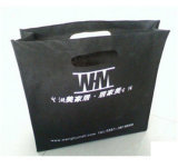 New Arrival Custom Made Clear Convenient Non Woven Wine Bag with Handle (MECO492)