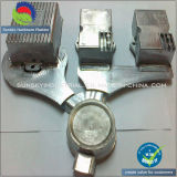 High Precision Stainless Steel Die Casting for Terminal Cover Case