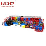Cheap Kids Games Naughty Castle Indoor Playground Equipment for Sale