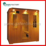 Wood Steam Sauna Infrared Sauna Room