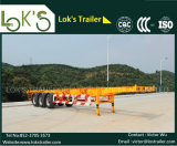 40 Feet 3axle Skeletal Semi Trailer