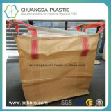 1 Ton PP Salt Bulk Woven Bag for Construction Packaging