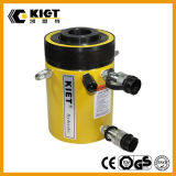 Kiet Brand High Quality Double Acting Hollow Jack