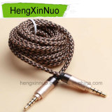 High Quality Gold Plated 3.5mm Audio Jack Connection Cable