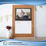 Creative Wall Hang Calendar for Office Supply/ Decoration/ Gift (xc-stc-017)