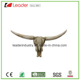 Decorative Polyresin Bull Head Wall Hangings for Home and Patio Decoration