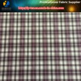 Polyester Taffeta with Ripstop, Two-Tone Fabric