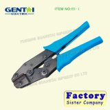 Insulated Wire End-Sleeve Plier Terminal Ratchet Cable Crimping Pliers