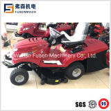 22HP Hydraulic Gear Drive Tractor Mower with Basket