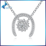 New Fashion for Wowen Chain Brass White Gold Necklace Jewelries