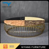 Living Room Furniture Sofa Table Marble Coffee Table