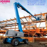 15m Genie Brand Engine Powered Articulating Self Propellered Sky Working Platform Lift
