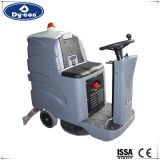 Lead Battery Powered Ride-on Floor Cleaning Machine for Big Area