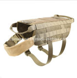 Military Tactical Police Hunting Training Dog Molle Vest