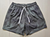 Green Camouflage Beach Shorts Surf Shorts