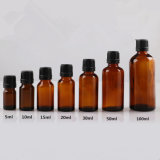 Amber Glass Bottle for Essential Oil Bottle
