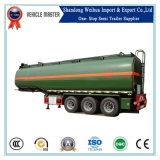 2017 Hot Sale Fuel Tanker Trailer, Chemical Liquid Transport Trailer