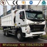 HOWO A7 Tipper 6X4 Dumper Dump Truck with 371HP Engine