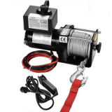 2000lb Mini Electric Winch Machine