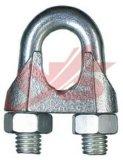 DIN 741 Galvanized Steel Wire Clips Fastener