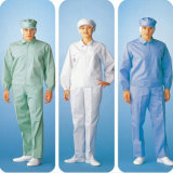 ESD Garment Cleanroom Clothes Clean Jacket and Pants